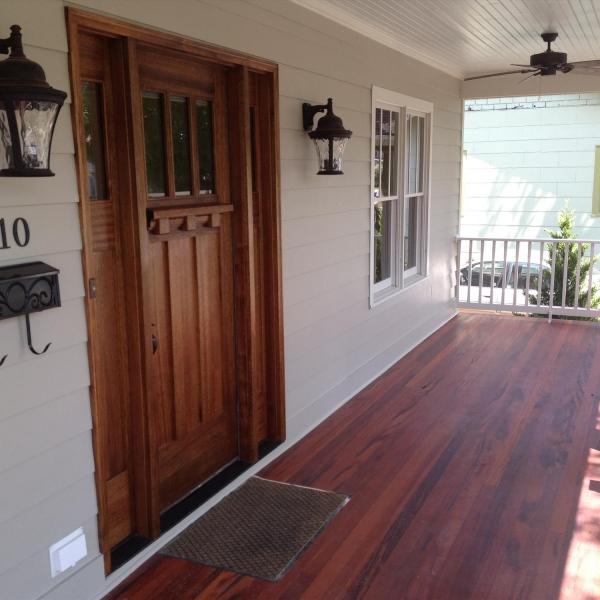 Halcyon Front Porch